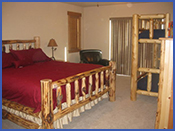 Suncadia Area Rental Home King plus Bunk Bed