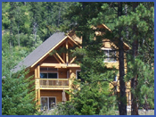 Suncadia Golf Resort Area Vacation Cabin, Summer View