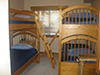 Bunk room: Cabin access roslyn pool
