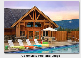Roslyn Ridge Community Lodge and Pool